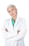 πορτρέτο γιατρών κινηματο&ga Στοκ φωτογραφία με δικαίωμα ελεύθερης χρήσης