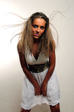πορτρέτο γοητείας κοριτ&s Στοκ φωτογραφία με δικαίωμα ελεύθερης χρήσης