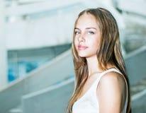 Πορτρέτο ενός έφηβη στοκ εικόνα