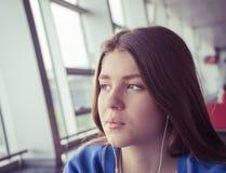 Πορτρέτο ενός έφηβη στοκ φωτογραφία