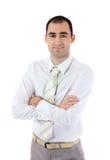 Πορτρέτο ενός επιχειρηματία Στοκ Εικόνες