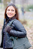 Πορτρέτο ενός κοριτσιού Στοκ εικόνες με δικαίωμα ελεύθερης χρήσης