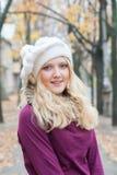 Πορτρέτο ενός κοριτσιού Στοκ Εικόνες