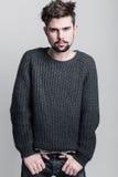 Πορτρέτο ενός νεαρού άνδρα Στοκ Φωτογραφία