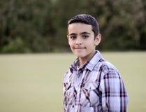 Πορτρέτο ενός νεαρού άνδρα Στοκ φωτογραφίες με δικαίωμα ελεύθερης χρήσης