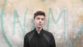 Πορτρέτο ενός νεαρού άνδρα στοκ φωτογραφίες