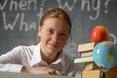 Πορτρέτο ενός σπουδαστή Στοκ φωτογραφίες με δικαίωμα ελεύθερης χρήσης