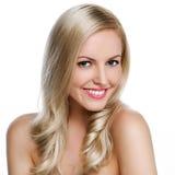Πορτρέτο ενός όμορφου θηλυκού Στοκ εικόνες με δικαίωμα ελεύθερης χρήσης