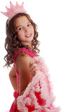 Πορτρέτο ενός όμορφου κοριτσιού εφήβων της ευρωπαϊκής εμφάνισης Στοκ εικόνες με δικαίωμα ελεύθερης χρήσης