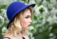 Πορτρέτο ενός όμορφου κοριτσιού Στοκ φωτογραφίες με δικαίωμα ελεύθερης χρήσης