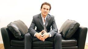 πορτρέτο επιχειρηματιών στοκ εικόνες