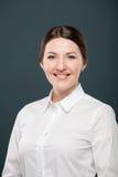 Πορτρέτο επιχειρησιακών γυναικών Στοκ Εικόνα