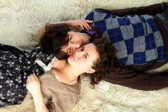 πορτρέτο κεφαλιών από κοι&nu στοκ εικόνες