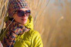 πορτρέτο κοριτσιών Στοκ φωτογραφίες με δικαίωμα ελεύθερης χρήσης