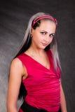πορτρέτο κοριτσιών Στοκ εικόνες με δικαίωμα ελεύθερης χρήσης