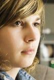 πορτρέτο κοριτσιών Στοκ εικόνα με δικαίωμα ελεύθερης χρήσης