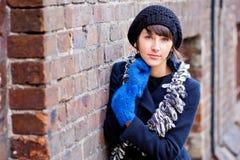 Πορτρέτο μιας γυναίκας Στοκ εικόνες με δικαίωμα ελεύθερης χρήσης