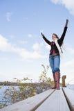 Πορτρέτο μιας γυναίκας στοκ εικόνα με δικαίωμα ελεύθερης χρήσης