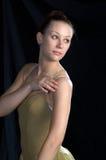 πορτρέτο μπαλέτου Στοκ Εικόνες