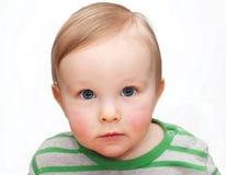 πορτρέτο μωρών Στοκ εικόνες με δικαίωμα ελεύθερης χρήσης
