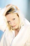 πορτρέτο μόδας ομορφιάς Στοκ εικόνες με δικαίωμα ελεύθερης χρήσης