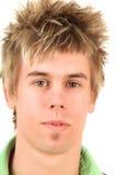 Πορτρέτο νεαρών άνδρων Στοκ φωτογραφία με δικαίωμα ελεύθερης χρήσης