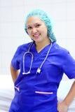 πορτρέτο νοσοκόμων στοκ εικόνες