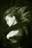 πορτρέτο ομορφιάς Στοκ φωτογραφίες με δικαίωμα ελεύθερης χρήσης