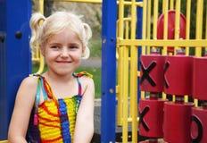 πορτρέτο παιδικών χαρών Στοκ φωτογραφία με δικαίωμα ελεύθερης χρήσης