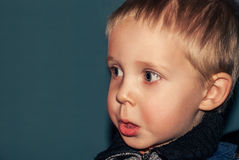 Πορτρέτο παιδιών Στοκ φωτογραφία με δικαίωμα ελεύθερης χρήσης