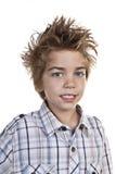 Πορτρέτο - πεντάχρονο παιδί Στοκ φωτογραφία με δικαίωμα ελεύθερης χρήσης