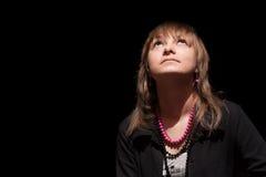 πορτρέτο περιδεραίων κορ Στοκ εικόνα με δικαίωμα ελεύθερης χρήσης