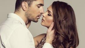 Πορτρέτο ρομαντικού Στοκ Φωτογραφία