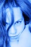 πορτρέτο ρομαντικό Στοκ φωτογραφία με δικαίωμα ελεύθερης χρήσης