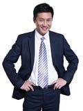 Ασιατικός επιχειρηματίας Στοκ φωτογραφία με δικαίωμα ελεύθερης χρήσης
