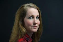 Πορτρέτο στούντιο της Christy Devoe στοκ φωτογραφίες με δικαίωμα ελεύθερης χρήσης