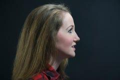 Πορτρέτο στούντιο της Christy Devoe στοκ εικόνα