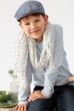 Πορτρέτο της γοητείας του μικρού παιδιού Στοκ Εικόνα