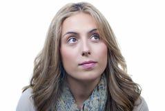 Πορτρέτο της γυναίκας Στοκ φωτογραφία με δικαίωμα ελεύθερης χρήσης