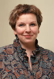 Πορτρέτο της γυναίκας. στοκ φωτογραφία με δικαίωμα ελεύθερης χρήσης