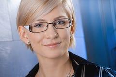 Πορτρέτο της επιχειρηματία Στοκ φωτογραφίες με δικαίωμα ελεύθερης χρήσης