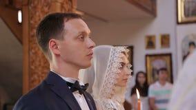 Πορτρέτο της νύφης και του νεόνυμφου στη Ορθόδοξη Εκκλησία φιλμ μικρού μήκους