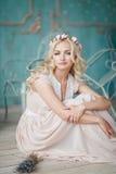 Πορτρέτο της νύφης Στοκ Φωτογραφία