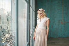 Πορτρέτο της νύφης Στοκ εικόνες με δικαίωμα ελεύθερης χρήσης