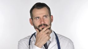 Πορτρέτο της σκέψης γιατρών, 'brainstorming' απόθεμα βίντεο