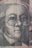 Πορτρέτο της Mary Reibey στο αυστραλιανό δολάριο Στοκ φωτογραφία με δικαίωμα ελεύθερης χρήσης