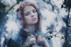Πορτρέτο της Misty στοκ εικόνα