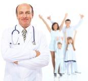 Πορτρέτο του γιατρού στοκ εικόνες