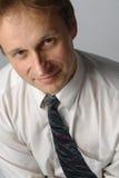 Πορτρέτο του επιχειρηματία στοκ φωτογραφίες