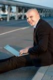 Πορτρέτο του επιχειρηματία Στοκ Εικόνες